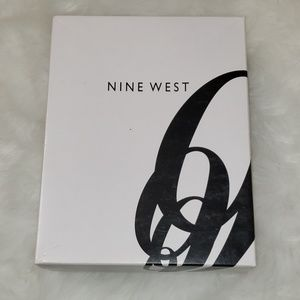 Nine West heels butter color